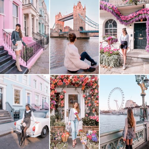 Instagram Guide to London