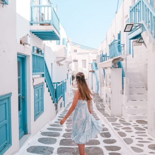 Mykonos – the island of my dreams